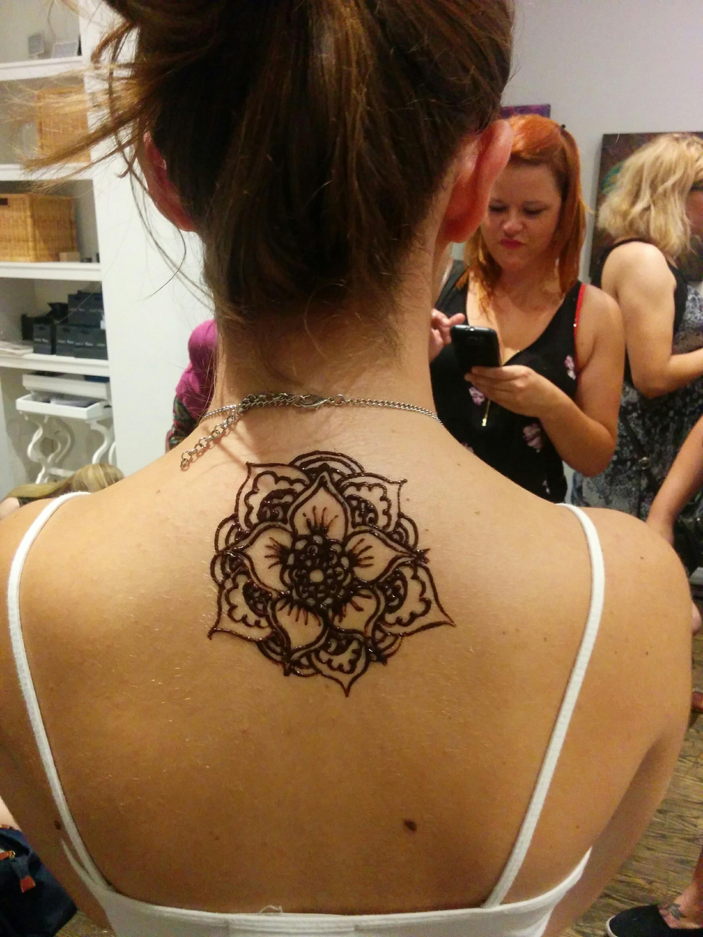 Henna Event Montreal