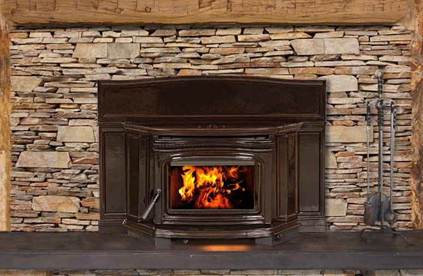 ratings of gas insert fireplaces