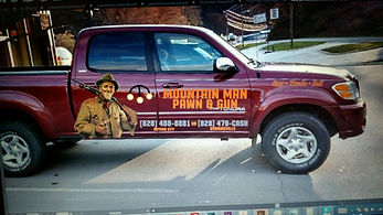 Commerical Truck Detail and Decal