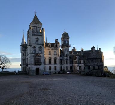 Dunrobin Castle Golspie