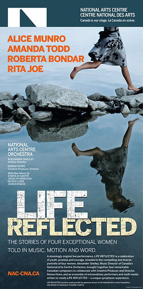 NAC Life Reflected Ad