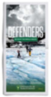 Defenders Newspaper Ad