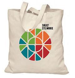 Sault Ste. Marie Tote Bag