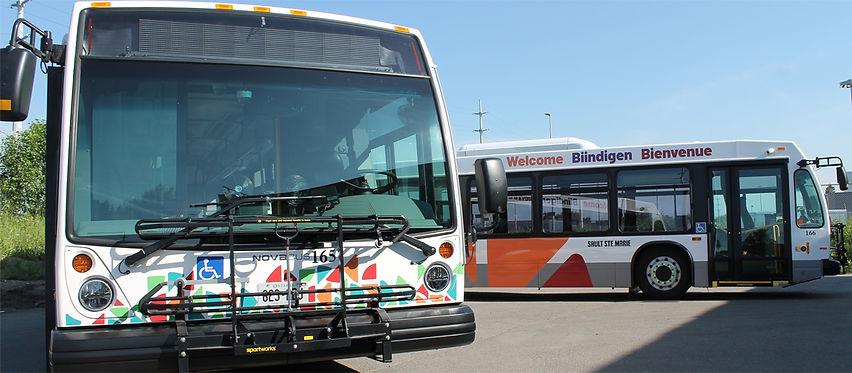 Sault Ste. Marie Bus Wrap
