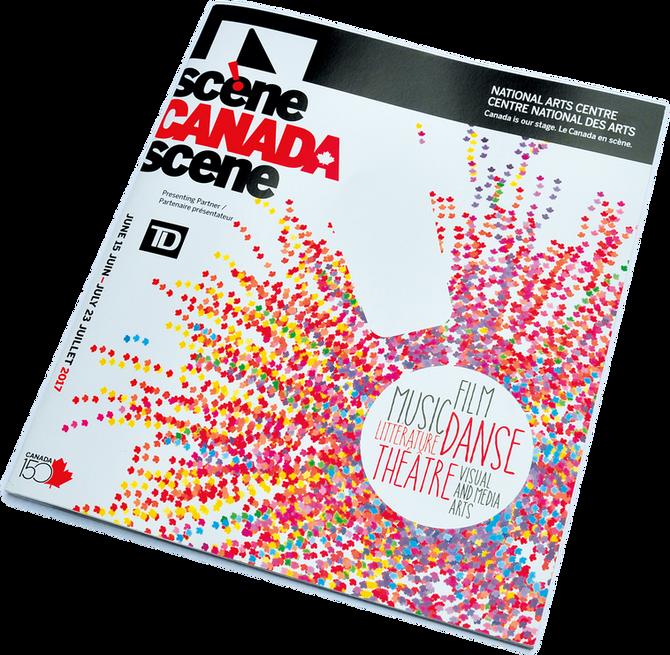 National Arts Centre, Canada Scene Souvenir Program