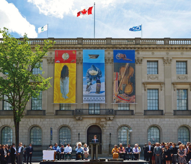 National Indigenous Peoples Day Banners