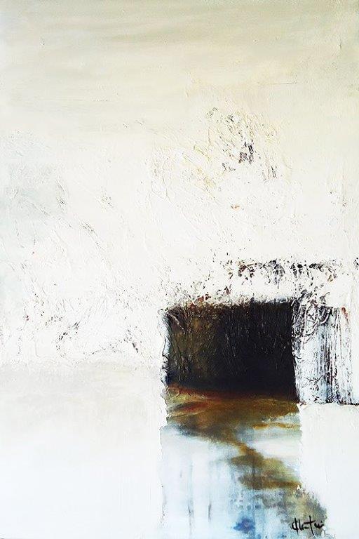 HorizonIV, Passage à l'espace, 2010 36x2