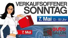 VERKAUFSOFFENER SONNTAG LIMBURG DEN 07.MAI 2017