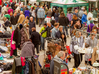 FLOHMARKT LIMBURG 03. September 2017
