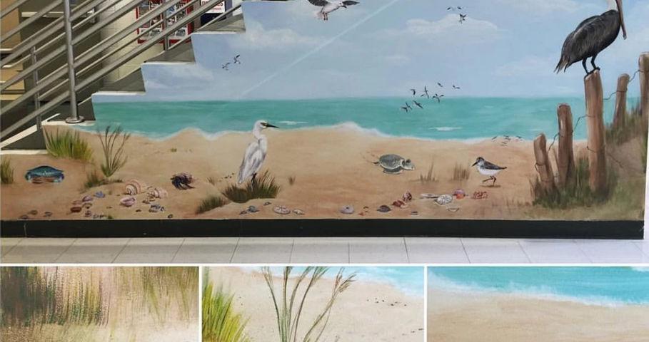 Texas Coast Mural
