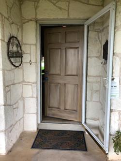 Door Graining