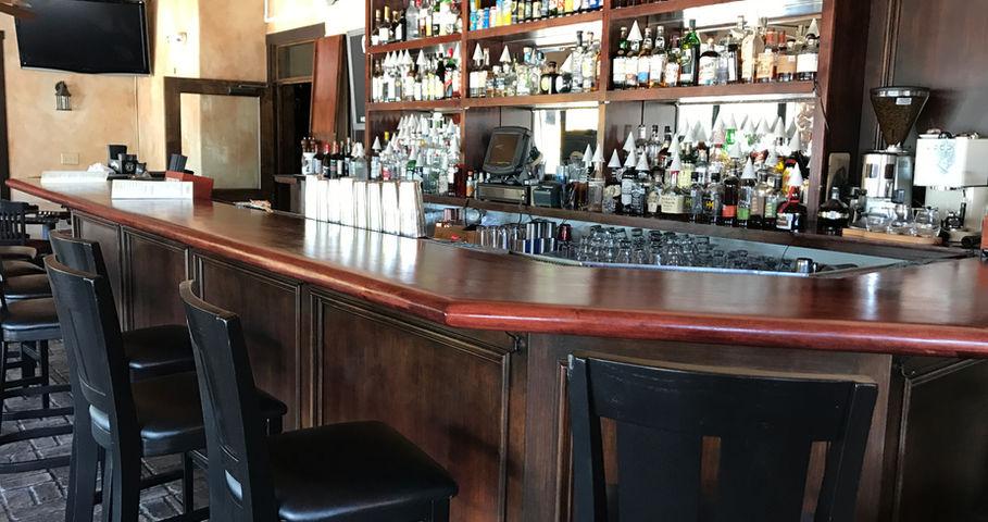 Tribecca Bar Restoration