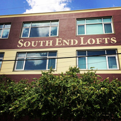 DT SA - South End Logo