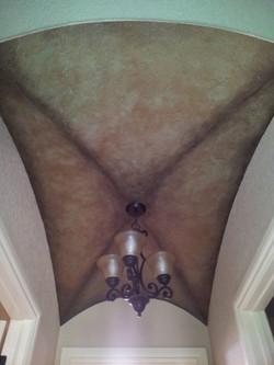 Ceiling Custom Faux