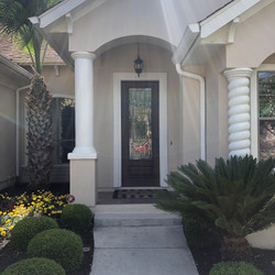 Home Entryway Facelift