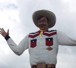 Big Tex- State Fair of Texas