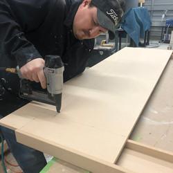 Aaron Building the Mantle