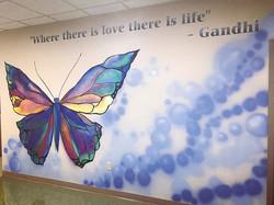 Gandhi Mural