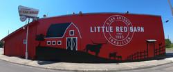 Little Red Barn Murals