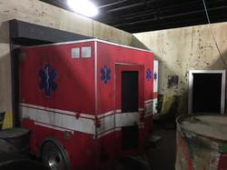 Ambulance- Aaron