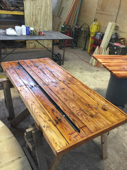 Dining Table Rustic