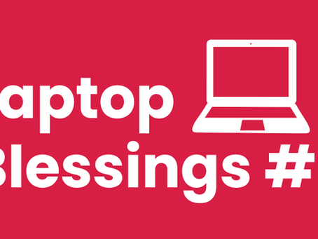 Laptop Blessings #3