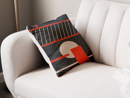 Custom printing on household items