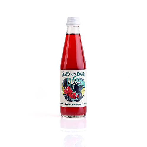 """Apple and Friends"" apple - red currant juice 0.33L"