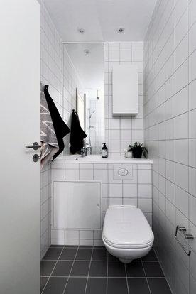 Aarhus Kollegiet Værelse Toilet