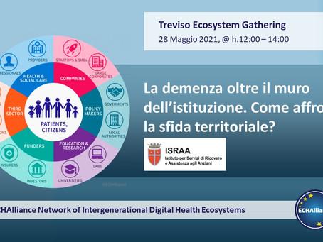 Demenza e territorio, la sfida delle istituzioni nel nuovo webinar ECHA