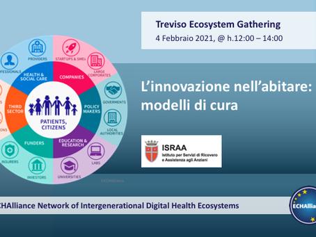Secondo appuntamento del Treviso Ecosystem!