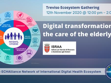 Inaugurato il Treviso Ecosystem di ECHA!
