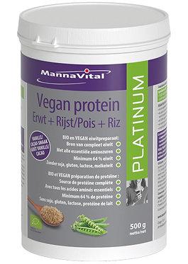 Vegan Protein Platinum (500g)