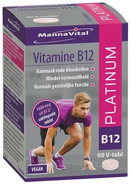 Vitamine B12 Platinum (60 V-tabl)
