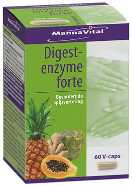 Digest Enzyme Forte (60 V-caps)