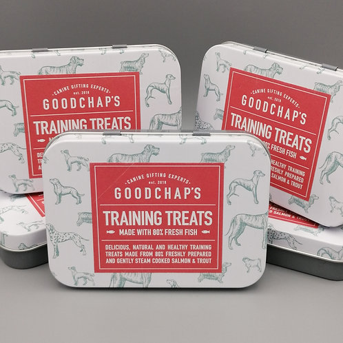 Training Treats Tin
