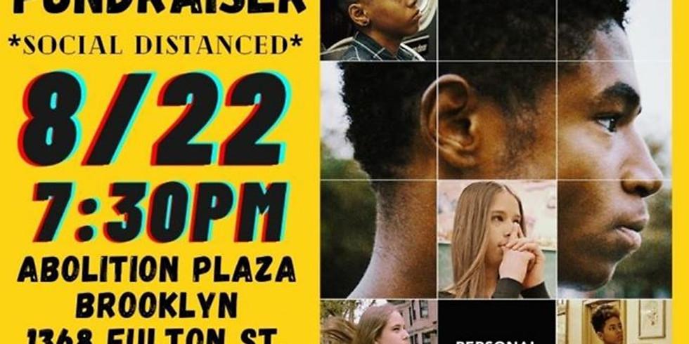 Social Distance Movie night fundraiser