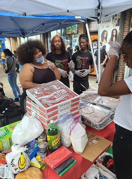 Feeding Our Community