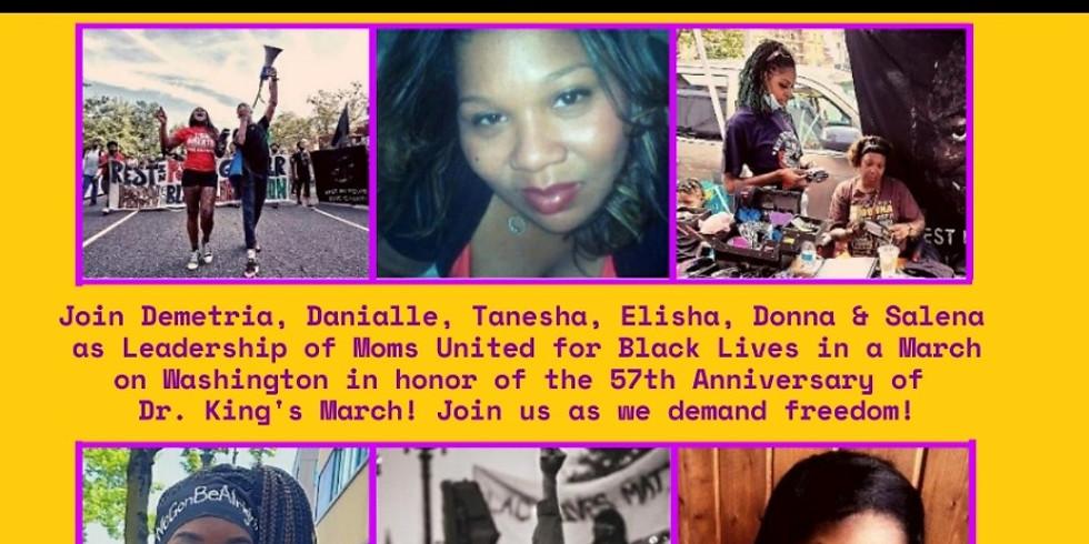 Moms United 4 Black Lives