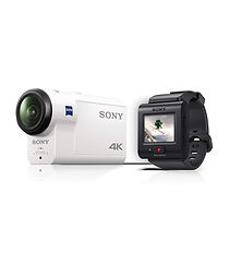 Sony FDR-X3000R 4K Action Cam mit BOSS (