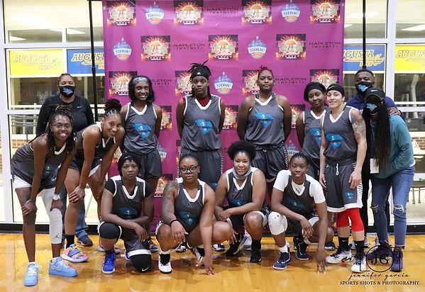Carolina Upstate Thunder Women Semi pro Team