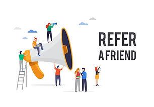 refer-a-friend-big-megaphone-with-a-vect