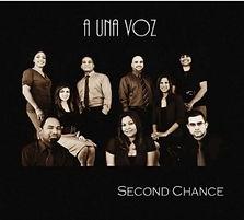 CD A Una Voz - Second Chance SDA Music
