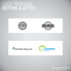 Logo Redesigns