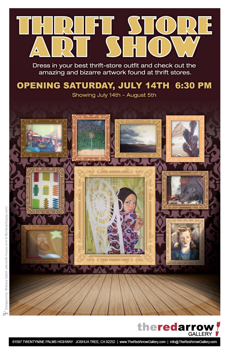 Gallery Opening Poster