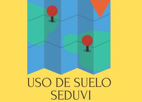 Tramite en SEDUVI el uso de suelo.
