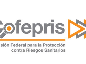 Aviso de Funcionamiento Sanitario COFEPRIS