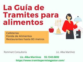 GUÍA PARA ABRIR UN RESTAURANTE EN CDMX 2021