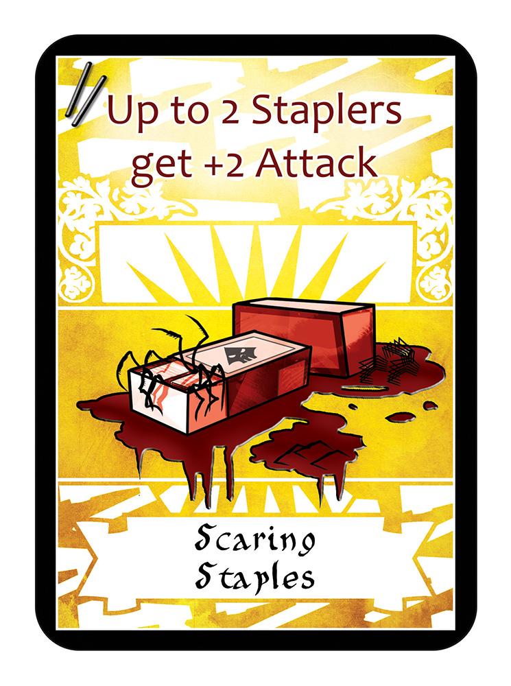 Stapler - Scaring Staples 2 RGB