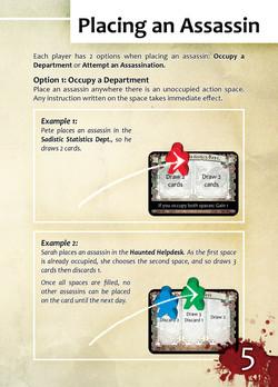 Temp Work Assassins - pg5 Placing an Assassin
